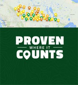 Proven where it counts